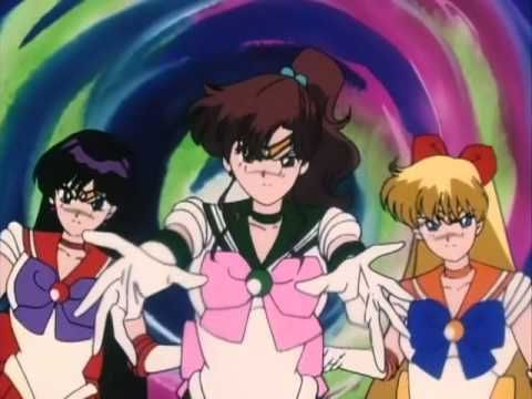 "Sailor Moon Full Episode 73 ""Smart Payoff"" (""Lonely Amy"")"