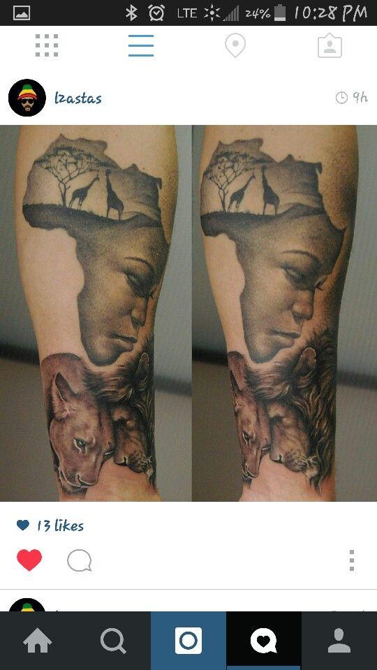 Mama Africa #Dope