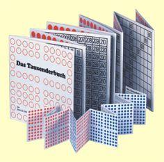 Tausenderbuch | Mathe 2000+ Leporello