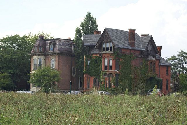 Abandoned+Mansions   Detroit's Abandoned Mansions   Flickr - Photo Sharing!