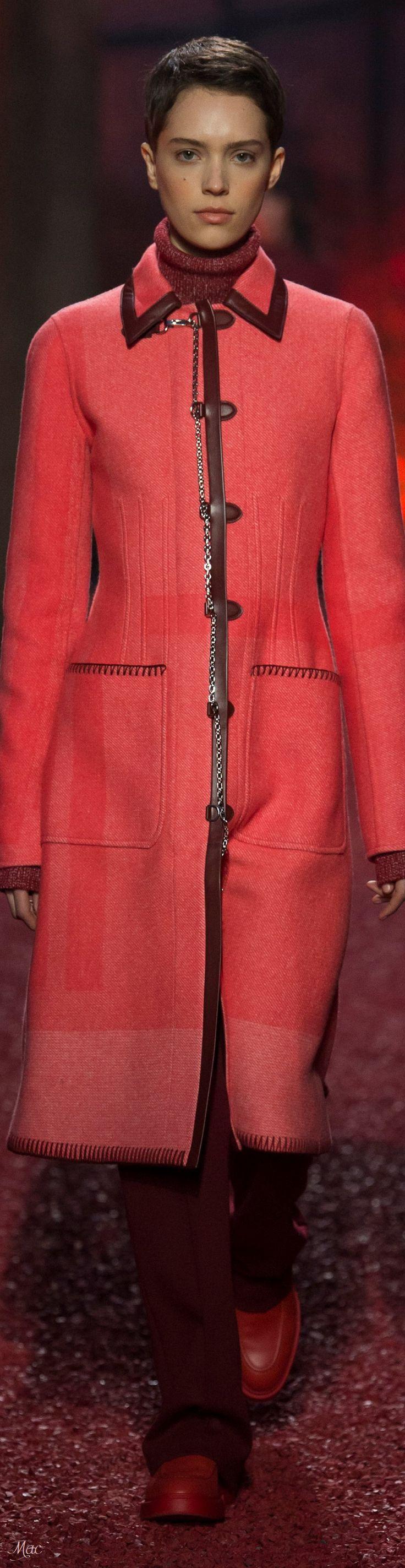 Fall 2018 RTW Hermès