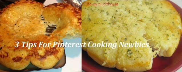 Tips for pinterest recipe cooking newbies pinterest recipes tips