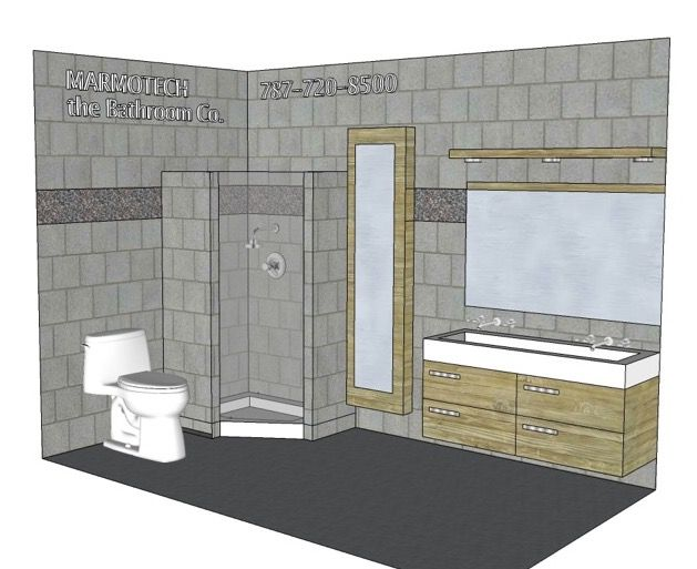 Small Bathroom Remodel Before And After Layout Floor Plans
