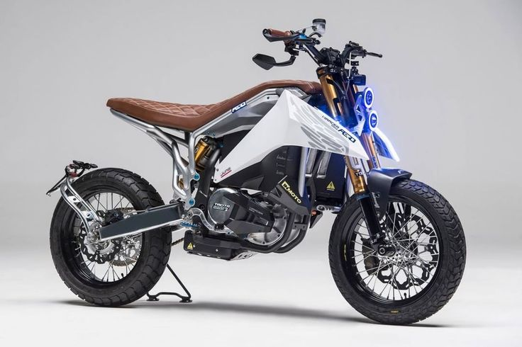 "Tacita Electric Street Tracker ""Aero E-Racer"" #motorcycles #streettracker #motos | caferacerpasion.com"