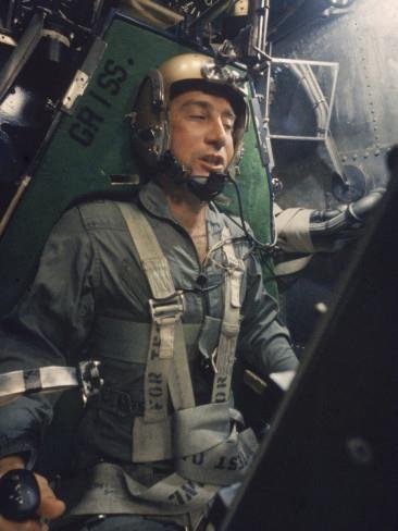 astronaut grissom death - photo #13