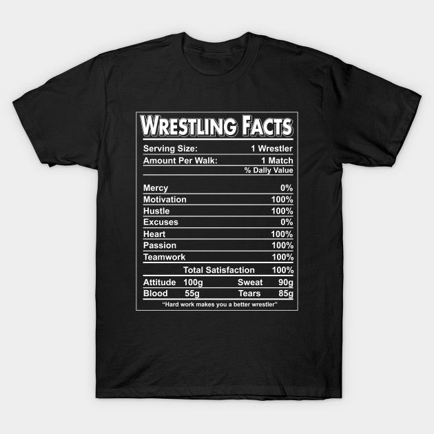 Wrestling Facts Shirt - Wrestling Team Gift T-Shirt  #birthday #gift #ideas #birthyears #presents #image #photo #shirt #tshirt #sweatshirt