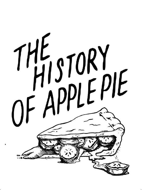 History of Apple Pie T-shirt    Enquiries: Contact me on lewis75uk@yahoo.co.uk