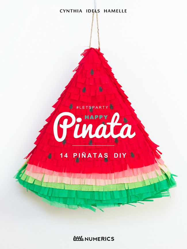 Ebook Happy Piñata de Cynthia Idels