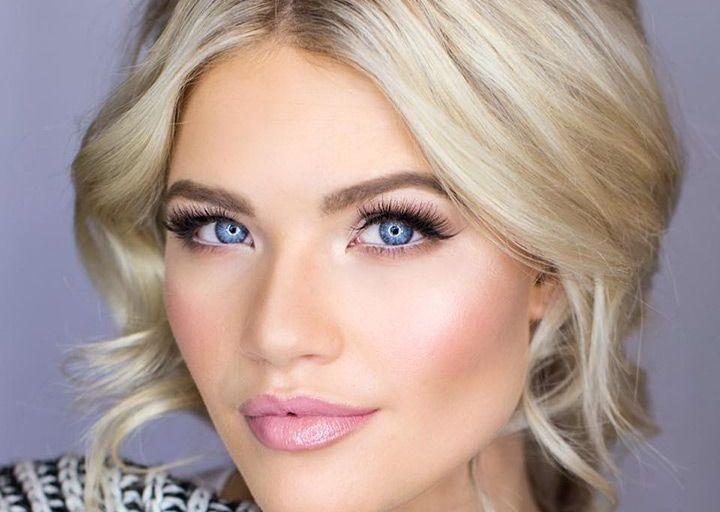 21 Stunning Wedding Makeup Ideas