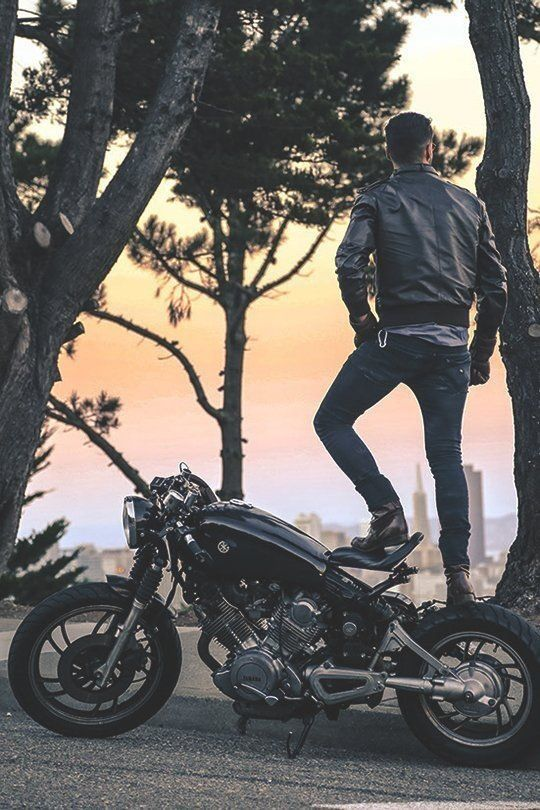 #bobber #motorcyclesculture | caferacerpasion.com