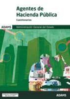 AGENTES DE HACIENDA PUBLICA: CUESTIONARIOS