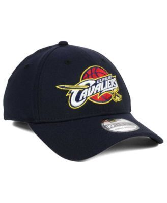 New Era Cleveland Cavaliers Team Classic 39THIRTY Cap - Black S/M