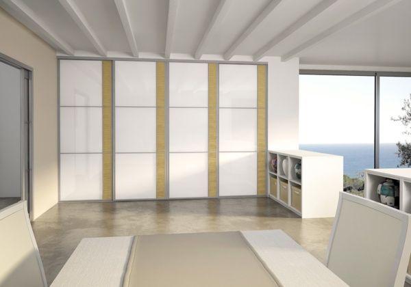 porte de placard esquisse collection aluminium sogal tanguy mat riaux portes de placard. Black Bedroom Furniture Sets. Home Design Ideas