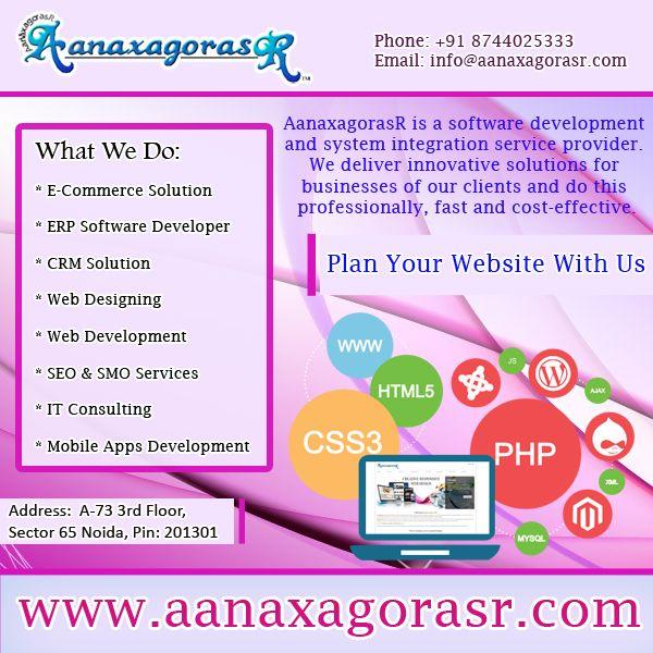 Plan Your Website with us. We build the websites as per business models. visit: http://www.aanaxagorasr.com/webdesign.php Or Call- +918744025333 #SEO #WebDesign #WebDevelopment #smo #website