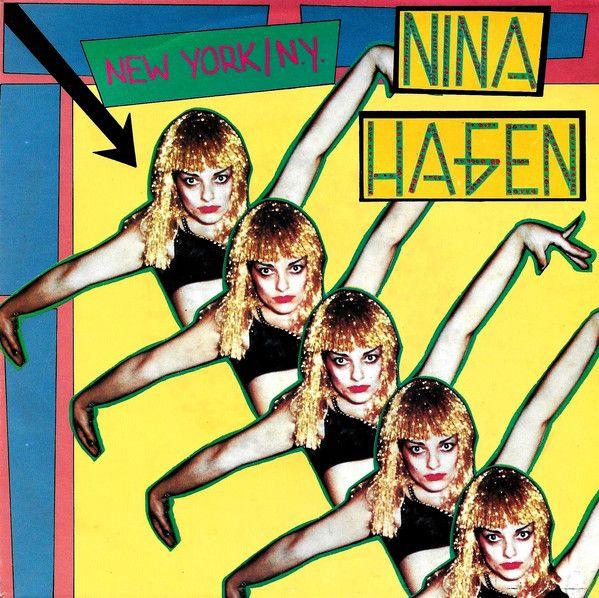 Nina Hagen - New York / N.Y. (Vinyl) at Discogs