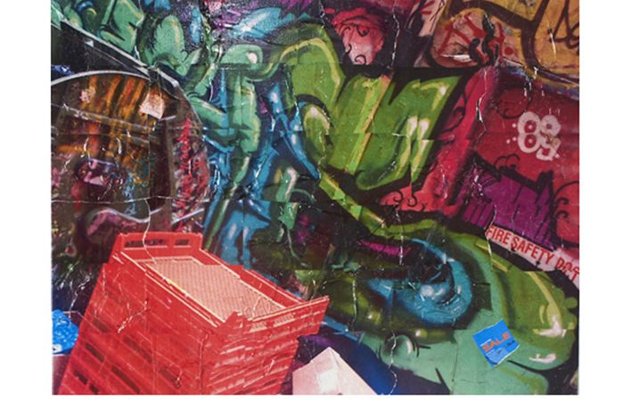 Makers Lane :: Laneway Dumpster Custom Made, Bespoke artwork made in Australia.