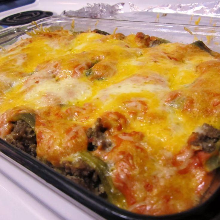 Stuffed Chili Relleno Casserole Chili Relleno Casserole Stuffed Chili Relleno Recipe Chili