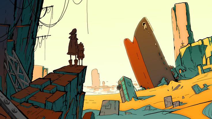 Environments -Ben Fiquet