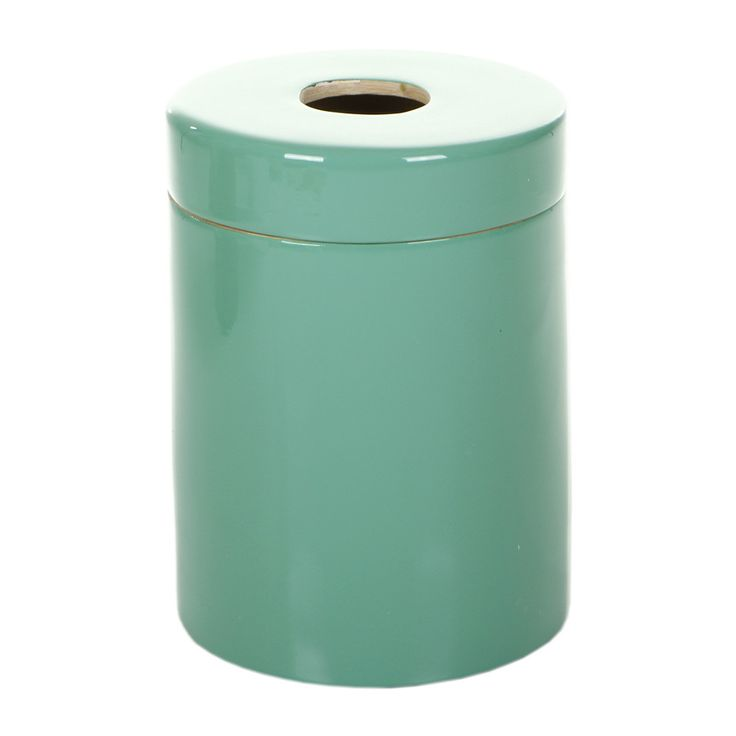 Ekobo   Ringo Glossy Bathroom Bin   Lagoon. Best 25  Bathroom bin ideas on Pinterest   Jungle bathroom  Home