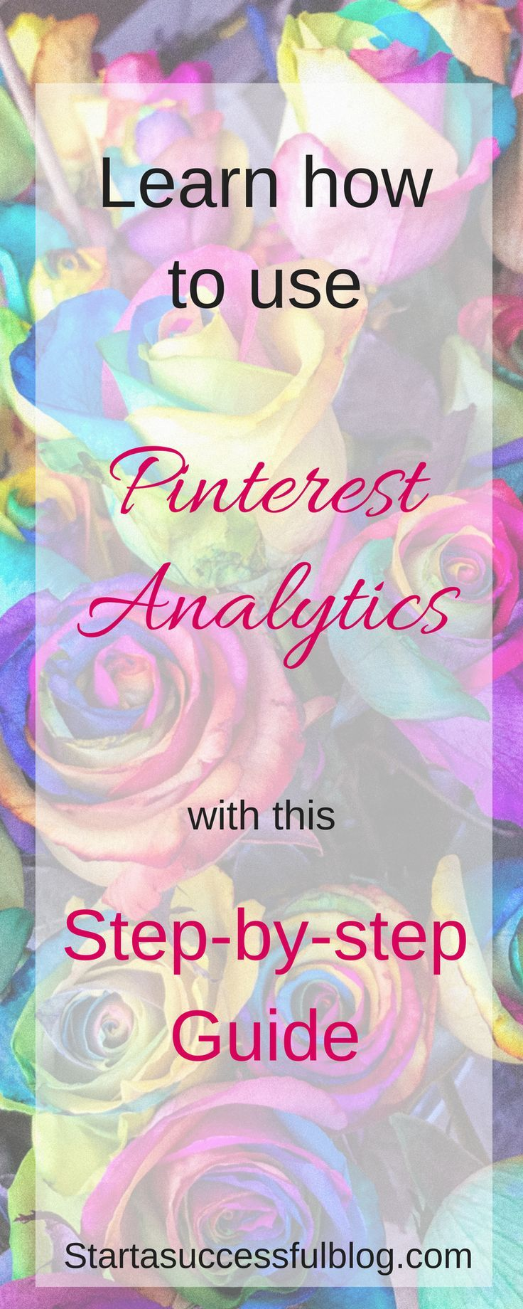 Are you getting the results you want from Pinterest? If not, it's time to up your Pinterest game! If you don't know where to start, you aren't alone! Step 1 is understanding and using your Pinterest Analytics to find problem areas in your pins, boards, and profile. Once you've fixed those mistakes it's time to create an amazing Pinterest strategy that will drive tons of traffic to your site!!!