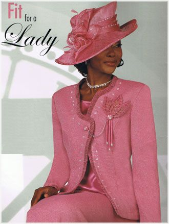 women's church suits and hats | First Name