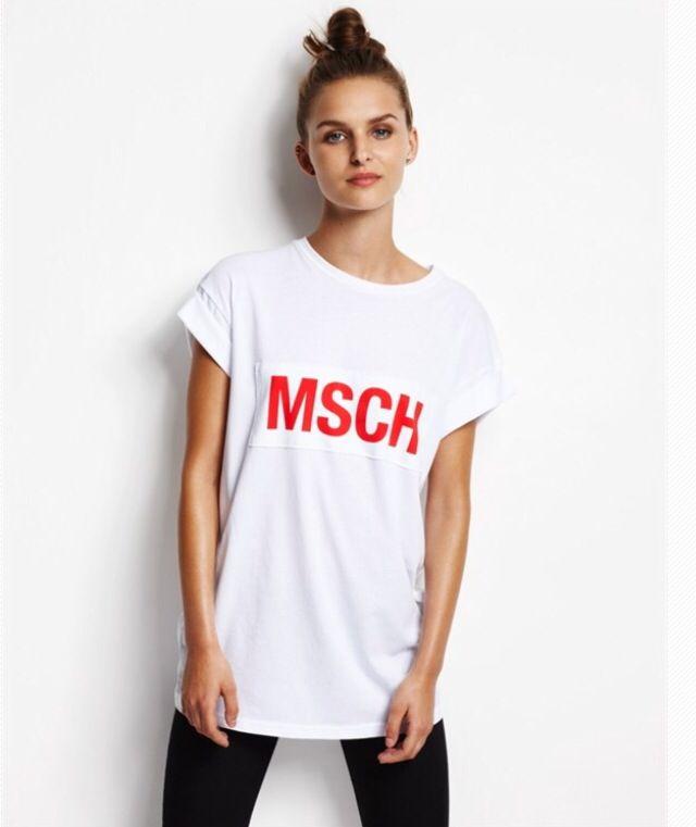 Moss - red - shirt
