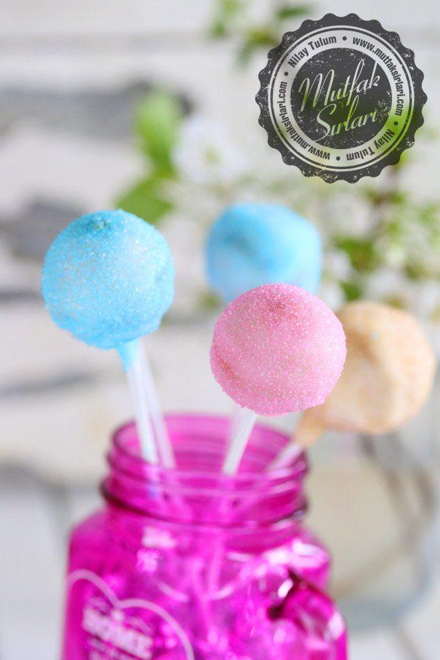 Pop Kek Tarifi | Mutfak Sırları