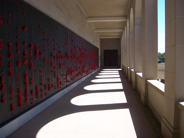 ANZAC - Australian War Memorial Canberra