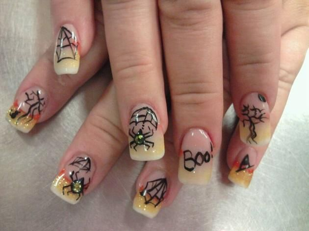 Fantastic Best Barry M Nail Polish Small Easy To Do Christmas Nail Art Round Style Me Up Nail Art Kit How To Matte Nail Polish Old Nail Polish On Ring Finger RedBeautiful Nail Polish 1000  Images About DIY Halloween Nails On Pinterest | Popular ..