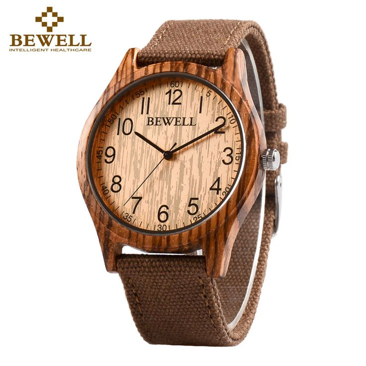 BEWELL Unisex Zebra Bamboo Wood Watch Mens Watches Top Brand Luxury Women Watches Canvas Band Wooden Men Sport Watch 124 #Sports watches http://www.ku-ki-shop.com/shop/sports-watches/bewell-unisex-zebra-bamboo-wood-watch-mens-watches-top-brand-luxury-women-watches-canvas-band-wooden-men-sport-watch-124/