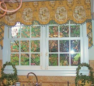 Best 25 french country curtains ideas on pinterest country kitchen curtains french country - French country kitchen valances ...