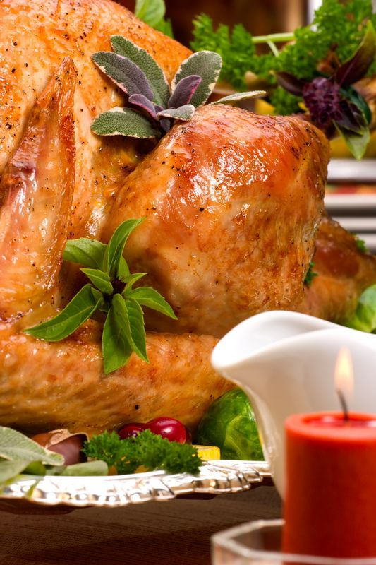The perfect holiday turkey every time by @jen {Bakerette.com}.