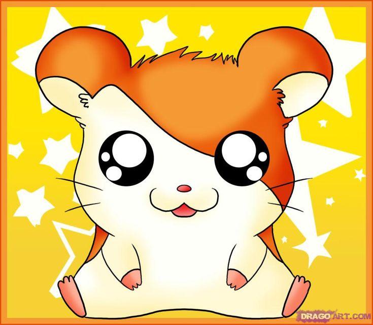 hamtaro characters Google Search Kawaii Pinterest
