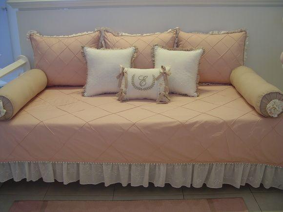 (CAA 0029) Conjunto cama da babá