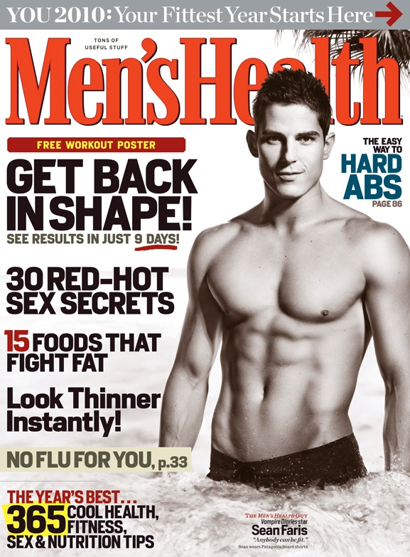 Mens health red hot sex