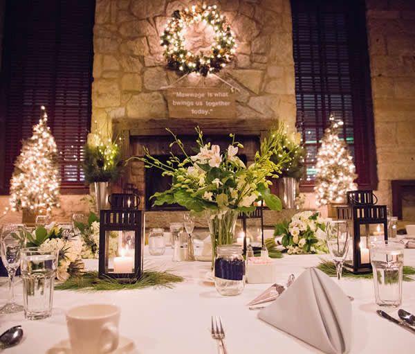 Winter Wedding Reception: 1000+ Ideas About Winter Wedding Receptions On Pinterest