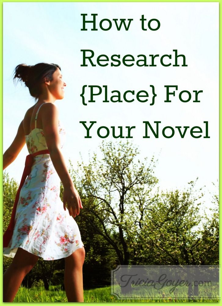 One of my favorite things about writing is research. I love finding facts, understanding world views, and stepping into a unique story world. And one of my favorite parts of research is researching the settings/locations of my novels. You may consider setting to be the physical location, but it's so much more than that. The place of your novel includes the physical location, but it also includes the attitudes of the people of the region as a group and as {Read More}
