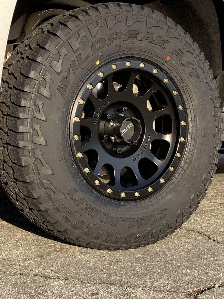 """17"""" Method Race Wheels style NV with Satin Black finish on"""