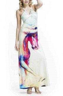 Culito from Spain barevné šaty Yegua y Potrillo - 1480 Kč