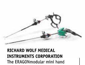 Cirugia Minima Invasiva Ginecologica: Mini laparoscopia . Nuevos instrumentos