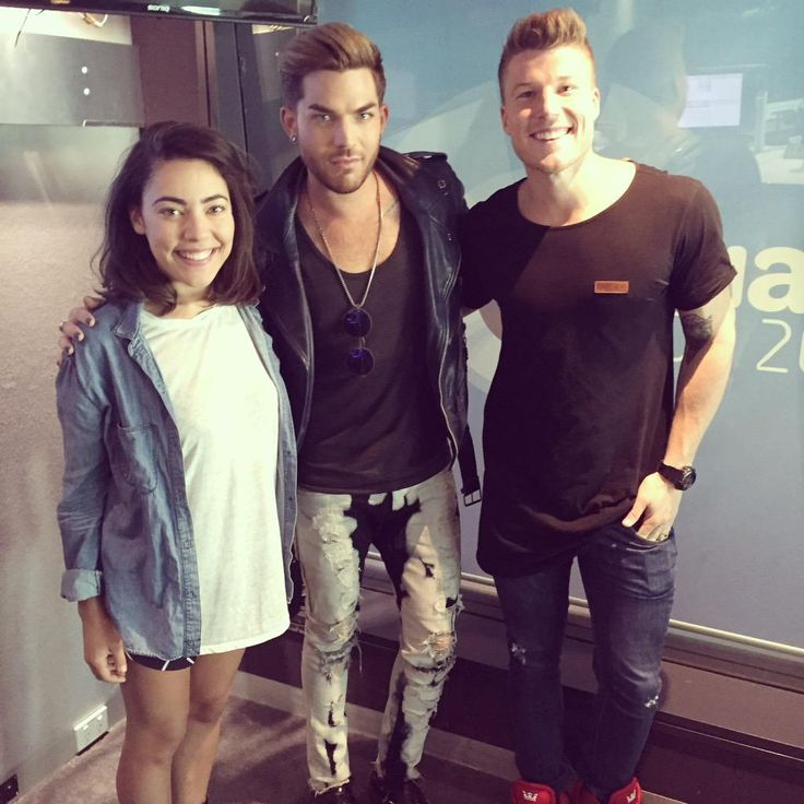 TONIGHT: The incredible @adamlambert is on the show! We may have a little surprise for him...