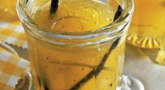 Ananasjam met limoen en vanille