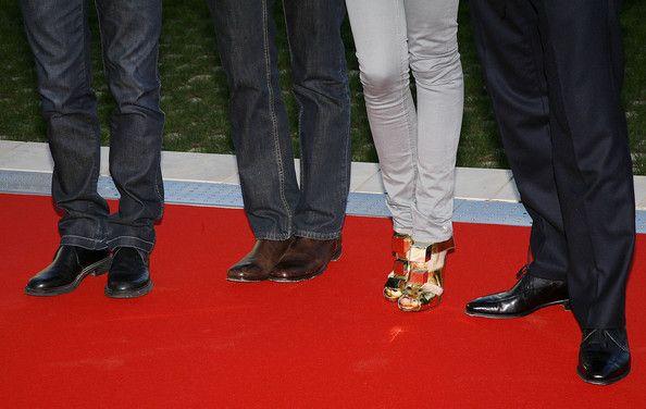 "Olga Kurylenko Photos - Press conference for the new 007 thriller ""Quantum of Solace"" with Olga Kurylenko and Daniel Graig. - Olga Kurylenko Photos - 2331 of 2511"