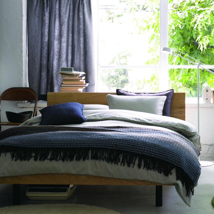 木製ベッドフレーム用ヘッド ...