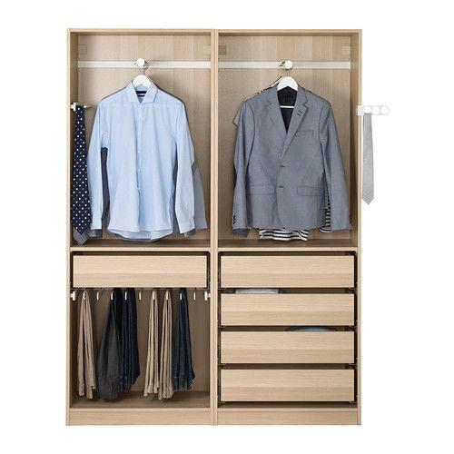 Best 25 small wardrobe ideas on pinterest small closets for Walk in wardrobe kits