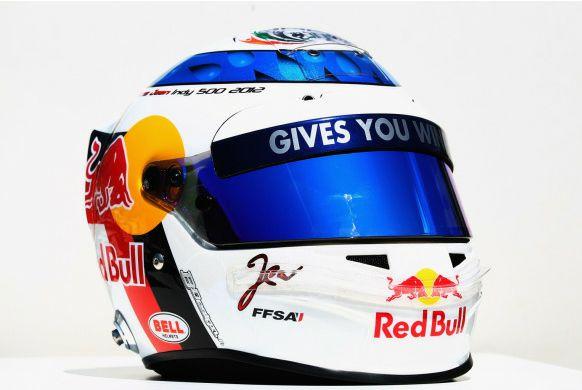 Jean-Eric Vergne portera un casque Jean Alesi pour le Grand Prix de Monaco