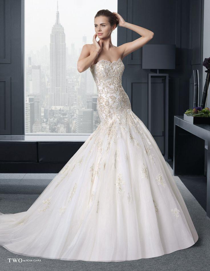 CHIC TWO-8 Lavorazioni #artigianali e #tagli perfetti su abiti ed accessori, per #matrimoni di grande classe. www.mariages.it