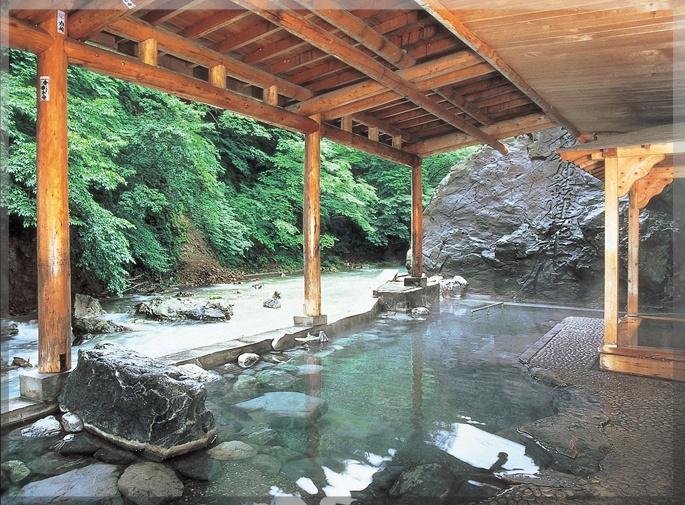 Yamaguchi-kan - Shima Onsen - Gunma, Japan