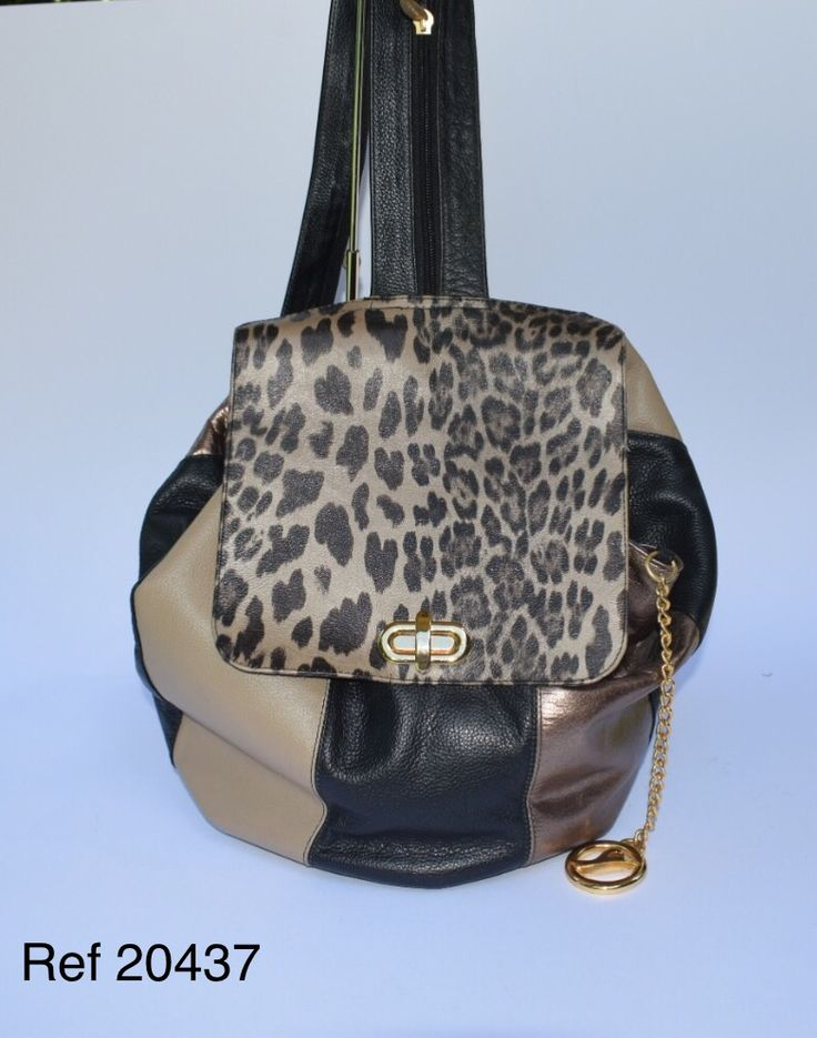 Morral leopardo