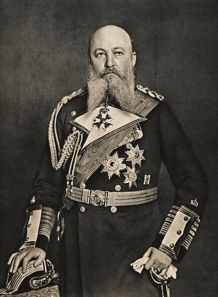 Grand Admiral Alfred von Tirpitz father of the german fleet program 1910 [2005  2726] http://ift.tt/2e3iRJd